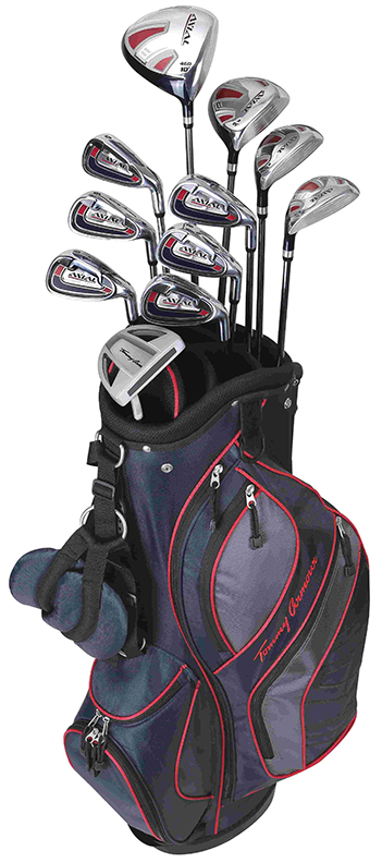 Tommy armour clubs